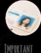 顔写真付き身分証明書